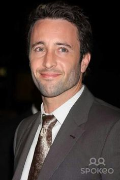 """Love his sexy smile ♥♥♥ Alex O'Loughlin at """"An Evening for Lola"""" Surprise 40th Birthday Party for Jennifer Lopez - 07/25/2009"""