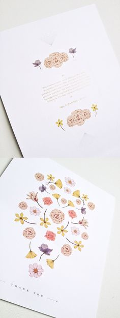 Wedding Invitation by cempaka surakusumah, via Behance