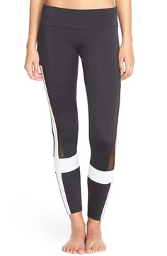 Onzie 'Power' Colorblock Leggings available at #Nordstrom