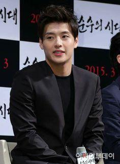 Korean Star, Korean Men, Korean Celebrities, Korean Actors, Kang Haneul, Moon Lovers, Japanese Men, K Idol, Korean Drama