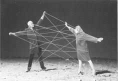 Gilbert Garcin, Les liens du mariage, 2002