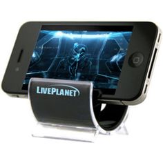 """""""The Coloma Cell Phone Holder"""", Holds iPods, Droids and other electronic/video devices vertically or horizontally for use in the home or office. This can also hold an iPad   horizontally, but not vertically. Holds your device at a comfortable reading or viewing angle. #promotional _products #jmprintit _printing"""