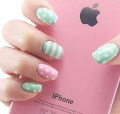 Verde agua ● rosa