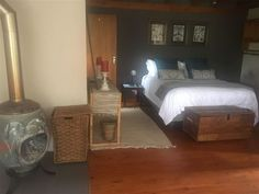 The Bards - A nature lovers dream, The Bards offers self-catering accommodation as well as space for special events where we hosted our very own wedding. We offer a studio apartment with a queen size bed and two single ... #weekendgetaways #wilderness #gardenroute #southafrica #travel #selfcatering