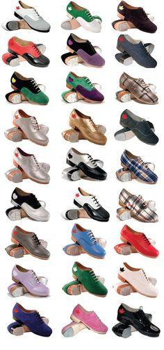 Custom Pro Tap Shoes | Só Dança