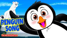 Penguin Song ♫ Brain Breaks ♫ Kids Songs 2020 by The Learning Station