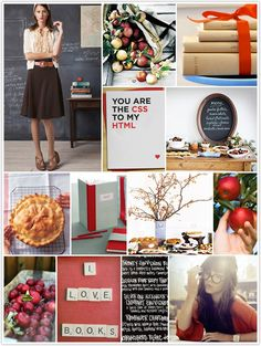 Back to School Inspiration Board |Camille Styles