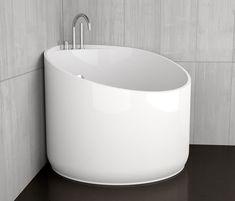 kleine badewanne 130 x 70 x 39 cm bodenl nge 92 cm. Black Bedroom Furniture Sets. Home Design Ideas