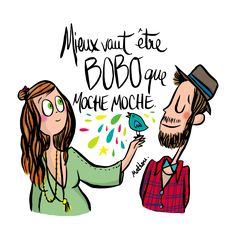 Illustration Crayon d'Humeur by Mathou www.crayondhumeur.com