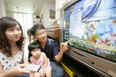 Koreans spend little time with family