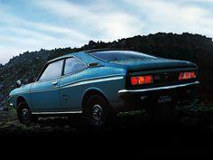 Subaru Leone Coupe '1971–81