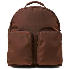 Yeezy Season 1 Backpack (Dark Brown)