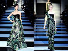 Giorgio Armani Prive 2012 Couture