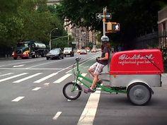 Urban Sociologist & Cargo Bike Delivery-Woman (Cyclist Profile)