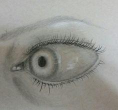 Allison's eye