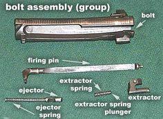 M1 Garand, Columbus Ohio, Rifles, Shotgun, Firearms, Weapons, It Works, Guns, Military