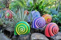 Decoreer Jouw Tuin Met Gepimpte Stenen… Erg Leuk Om Te Doen!