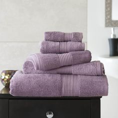 The Bliss towels are made from highly absorbent super-soft Pima cotton and come in a range of gorgeous colours that will complement each other beautifully.  The 650 gsm is Deyongs most popular mid weight range of plain dyed towels. Using an extra combing process gives these towels super softness a