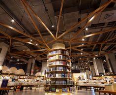 成都言幾又創意書店設計
