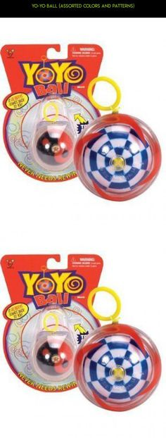 Yo-Yo Ball (Assorted Colors and Patterns) #technology #tech #ball #plans #kit #drone #yo-yo #racing #camera #gadgets #parts #products #shopping #fpv