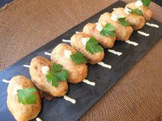Cocinando con Lola García: Albóndigas de bacalao