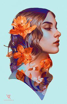 The Rose by Valentina-Remenar.deviantart.com on @DeviantArt