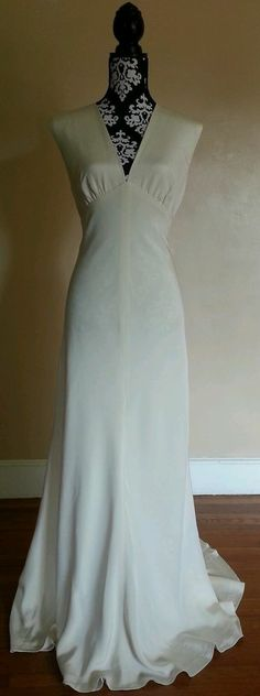 Watters and Watters #1096 Wedding Dress Bridal Gown size 8