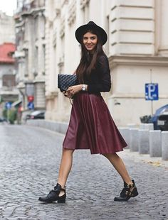 5 ways to wear this season's most popular skirt length