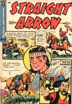 Straight Arrow (Volume) - Comic Vine