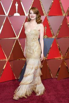 Oscar 2017 - Emma Stone
