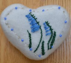 Bluebell Pincushion
