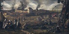 MI PARAISO ESCONDIDO: Siege