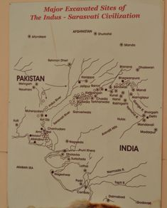 Indus River Civilization major sites India National Museum New Delhi