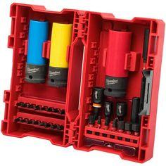 Tool Storage, Locker Storage, Storage Ideas, Milwaukee Tools, Milwaukee M18, Tool Cart, Welding Tools, Tool Shop, Car Tools