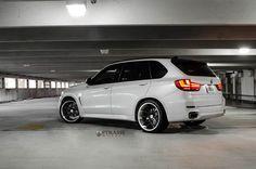 Strasse Wheels - 2015 Mineral White F15 X5 5.0i M Sport!