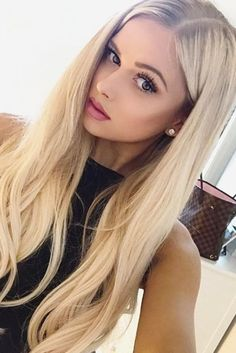 frisuren blonde haare frauen