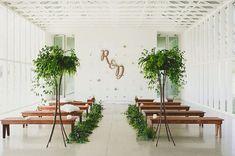 Wedding Wooden Initials or Monogram by CrimsonStudioDesigns