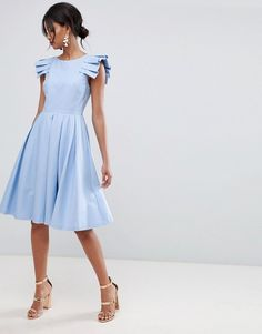 Discover the latest fashion & trends in menswear & womenswear at ASOS. Shop our collection of clothes, accessories, beauty & Modest Dresses, Elegant Dresses, Pretty Dresses, Beautiful Dresses, Casual Dresses, Short Dresses, Summer Dresses, Girls Dresses, Classy Dress