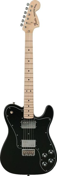 Vintage Hot-rodded Tele Tone With the Classic Series '72 Telecaster, Fender wanted to take players back to the days of early modding, when guitarists began swapping out the pickups on their Telecaster