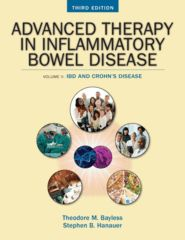 Bayless - Advanced Therapy of Inflammatory Bowel Disease: Volume2: IBD and Crohn's Disease, Third Edition