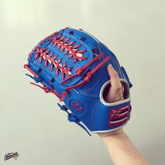 #Gloveworks - Build your custom glove at gloveworks.net #CustomGlove #Baseball