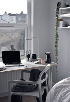 A home-office refresh with the Hairpin Leg Co | These Four Walls blog | @juliaalena