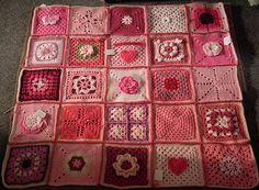 Ravelry: theemuts' Think Pink Blanket 4