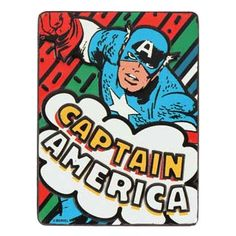The best magnets - Captain America has stood for freedom and justice since his creation during WWII. This embossed tin magnet features him in all his retro glory, perfect for a little workspace fun. Dc Comics Superheroes, Emboss, Book Worms, Captain America, Magnets, How To Memorize Things, Comic Books, Marvel, Wall Art