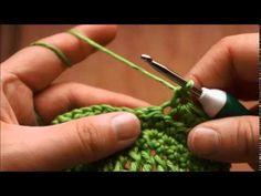 Ubírání ok (shackovani kratkych, polodlouhych nebo dlouhych sloupku) Crochet Instructions, Crochet Videos, Free Crochet, Make It Yourself, Knitting, Youtube, Blog, Free Tutorials, Beading