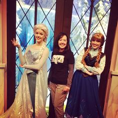 You have to get a frozen picture right? #Disneyland #disneygramers #diamondcelebration #statwarsfan #StarWarsHalf #starwarsnerd  #runbeautiful #girlsrunfast #motherrunner #momsrun #bbggirls #fangirl #p90x #fitfluential #influenster #fitlondoners #werunhappy #instarunner #strongnotskinny #runnersofinstagram #runthisyear #instarun #typeaparent #sweatpink #worldrunners #fitfam #runtoinspire #frozen #californiaadventure by thekesselrunner