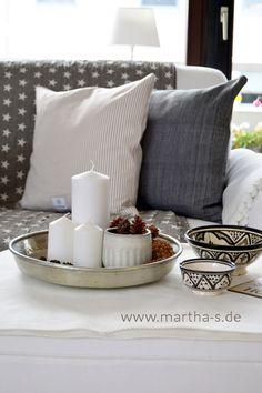 Es wird Zeit an die Weihnachtsgeschenke zu denken! www.martha-s.de