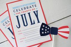 JULY 4TH PRINTABLES