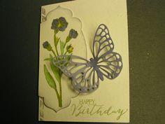 Stampin' Kat: More Butterflies
