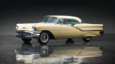 1957 Oldsmobile Starfire Ninety-Eight Holiday Hardtop Coupe